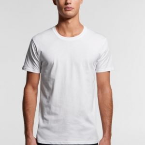 Organic Cotton Men's Mid-weight T-shirt