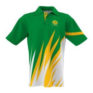 Australian Made - Polo Shirt sublimated