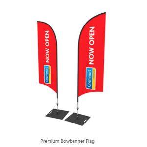 Flag - Bowbanner