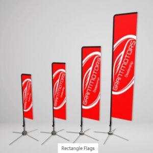 Flag - Rectangle