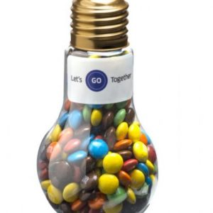M&M's - Light Bulb