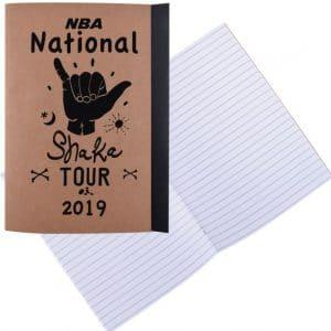 Notebook - Tourist