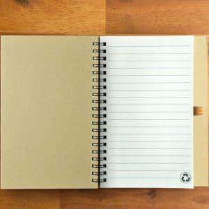 Notebook - Savannah