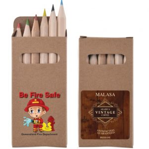 Pencil Set - Half Size
