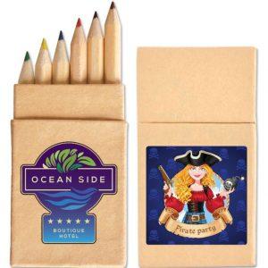 Monet Pencil Set