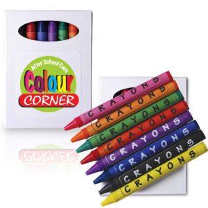 Crayon Set - Dali