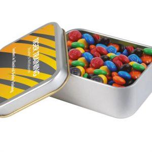 M&M's - Rectangle Tin