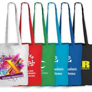 Cotton Bag - Long Handle