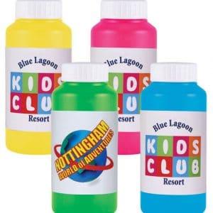 Bubble Bottles