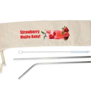 Straws - Mojito