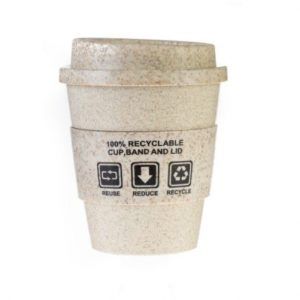 Australian Made - Bamboo Coffee Cup
