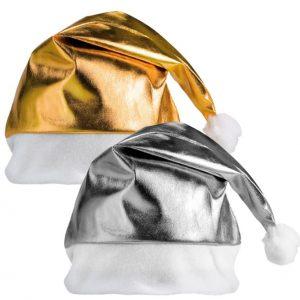 Christmas Hat - Metallic