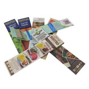 Bookmark Seedstick Pack