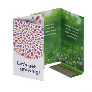 Australian Made - Greeting Card Seedstick Pack