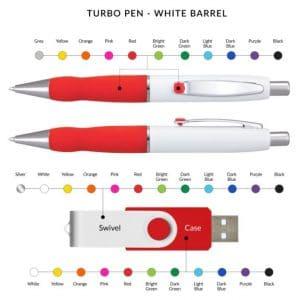 Gift Set - Turbo