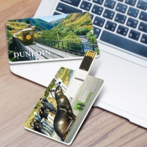 USB Flash Drive - Credit Card Style