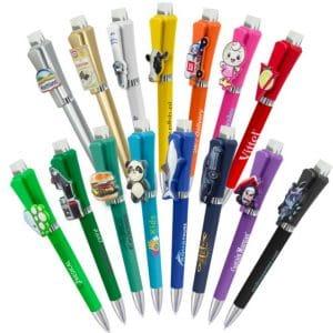 Custom Clip Pens