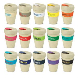 Natura Double Wall Coffee Cup