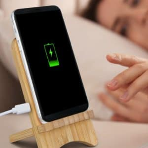 Wireless Charger - Bamboo